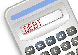 Calculate the cost of debt collection agencies