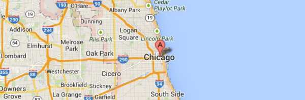 chicago-illinois-map