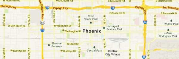 phoenix-arizona-map