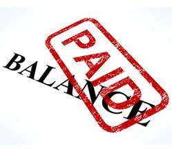 Balance Paid n Full