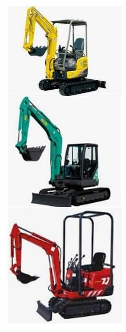 Mini Excavator Buyers Guide