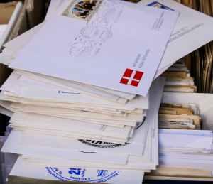 Postage Meter Mail