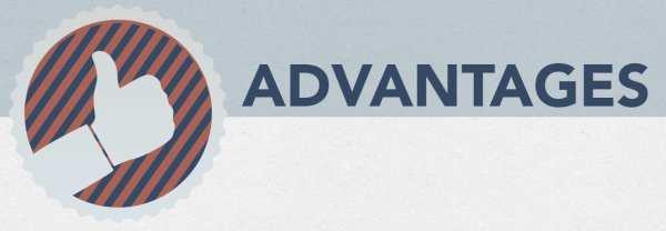 Debt Collector advantages