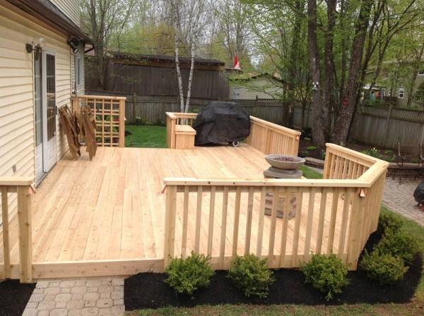 decks & patios landscaping