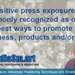 How To Get Press Coverage To Promote Your Business and Self