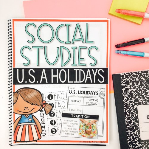 small resolution of Fun Ways to teach USA Holidays and Celebrations to Kids   %