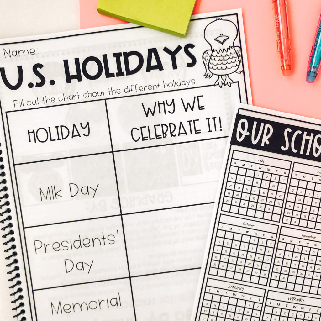 Fun Ways To Teach Usa Holidays And Celebrations To Kids