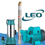 LEO Water pumps