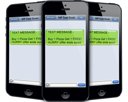 East Coast Loyalty mobile text message marketing