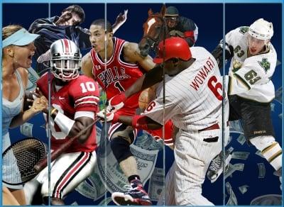 スポーツ賭博ソフトウェア
