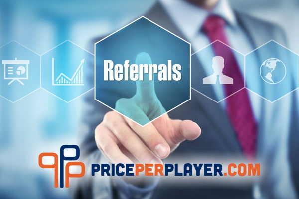Acquiring Players with a Bookie Referral Program