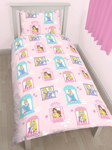 Disney Princess Boulevard Single Duvet