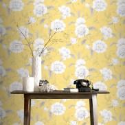 RAS128-Yellow-Floral-Wallpaper-EA2