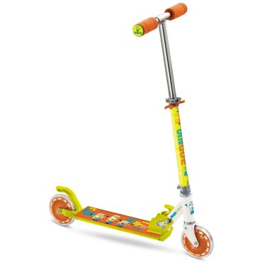 DSP050 - Despicable Me Minions Folding In-Line Scooter