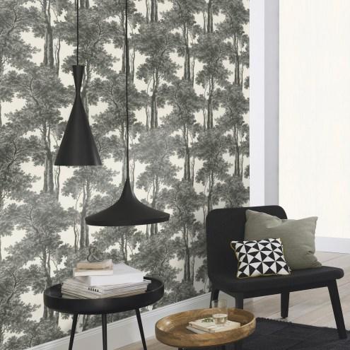 RAS143-Passepartout-Trees-Wallaper-Black-White-EA4