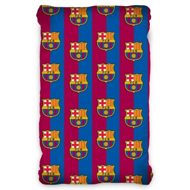 BRC166 - FC Barcelona Single Fitted Sheet