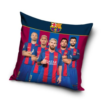 BRC171 - FC Barcelona Stars Filled Cushion