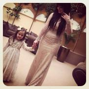 Kad sašije za sebe, Amina napravi haljinu i za Hatidže