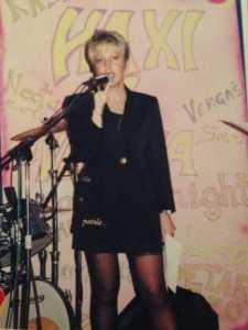 Promocija Naxi radija 1997. godine - Maja Rakovic_576x768