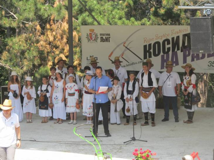 Program je, kao i prethodnih godina, vodio Đorđe Maričić, predsednik Organizacije za međugeneracijsku saradnju 35+