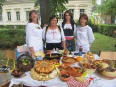 Ekipa vrednih Levčanki: Milanka, Risima, Aleksandra i Violeta