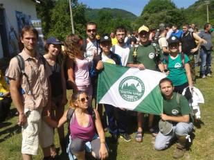 Planinarsko društvo Oštra čuka nastalo je 2010. godine, kada je obnovljeno staro društvo koje je radilo do početka devedesetih godina
