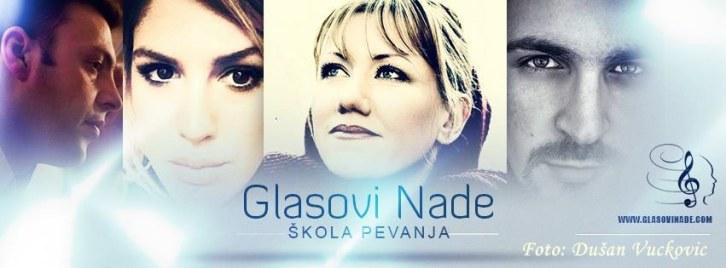 Saša i Nada sa asistentima škole Tijanom Žeravčić i Dušanom Vučkovićem