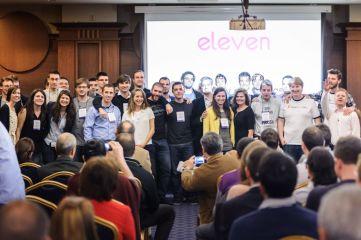 Na prezentaciji u Bugarskoj u organizaciji Eleven-a