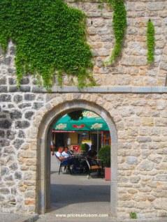 Jedan od ulaza u Stari grad