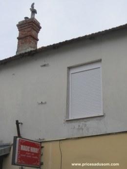 Prozor sa kojeg je Safet gledao Anđelku