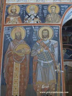 Freska kralja Aleksandra Karađorđevića