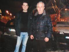 Hido sa Goranom Bekićem koji ga je zajedno sa Marinelom Panić prijavio na konkurs Fondacije Trag i Virtus nagradu. Oni oboje rade u Catalyst Balkans