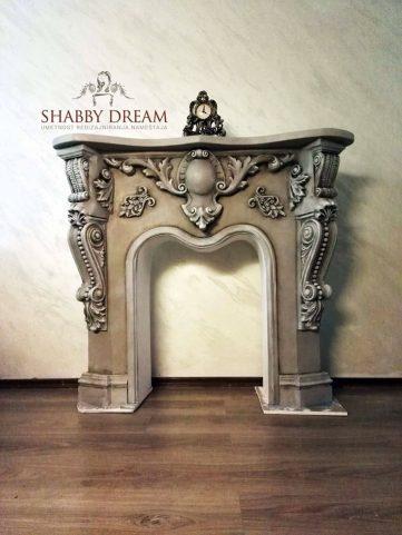 Kamin Shabby dream