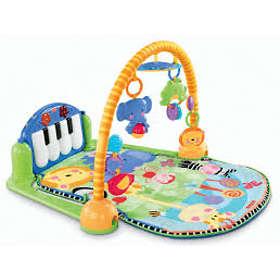 fisher price kick play piano tapis d eveil