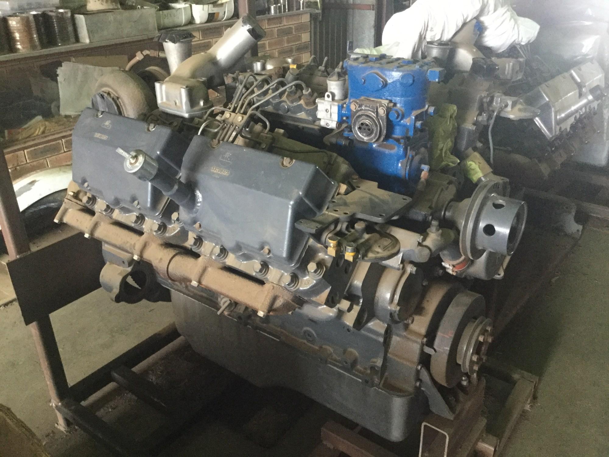 hight resolution of mack e9 engine