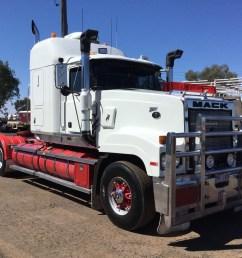 mack titan truck tractor parts wrecking [ 3264 x 2448 Pixel ]