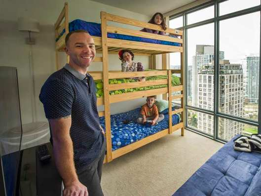 Three bedroom challenge (P/V)