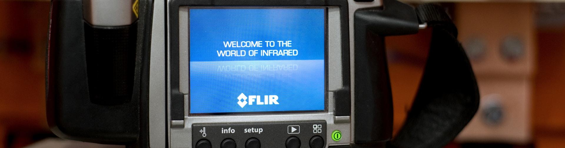Flir Thermographic Camera