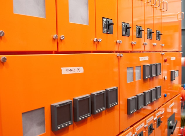 low voltage main switchboards