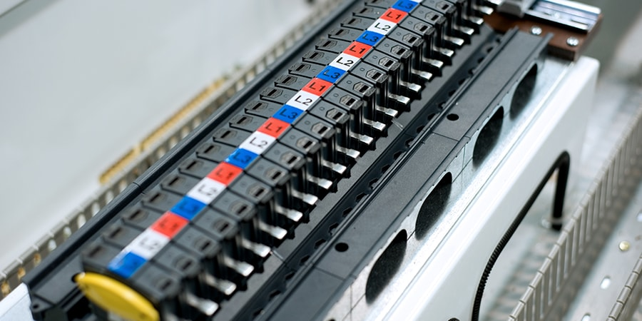 distribution board for manufacturing