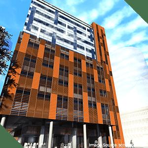 Church House Building Development Office Buildings