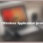 About WAP (Wireless Application protocol)