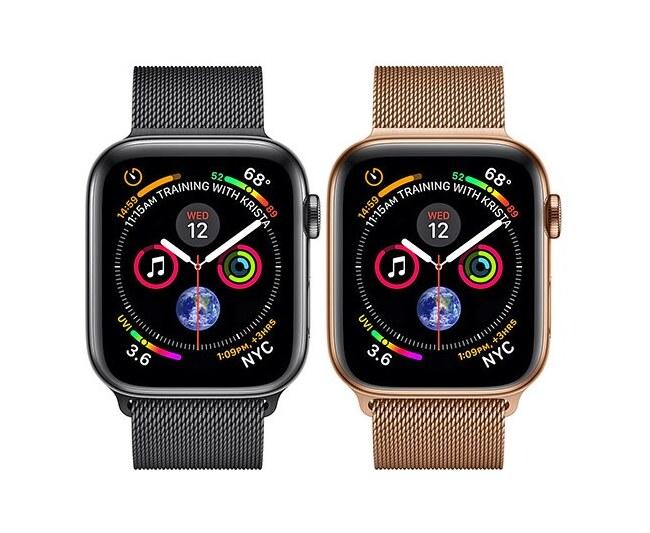 Apple Watch 40mm Series 4 Aluminum (LTE)
