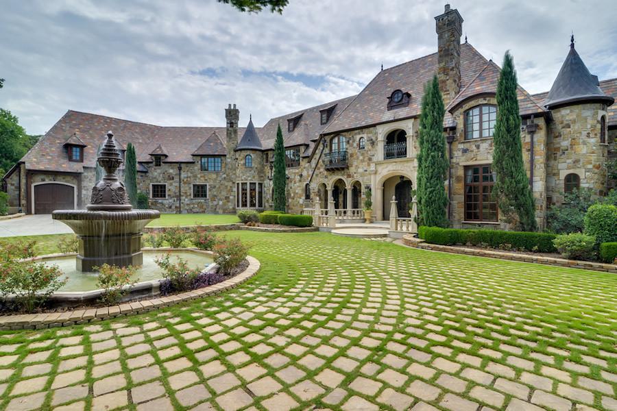 lake grapevine french chateau 8 250
