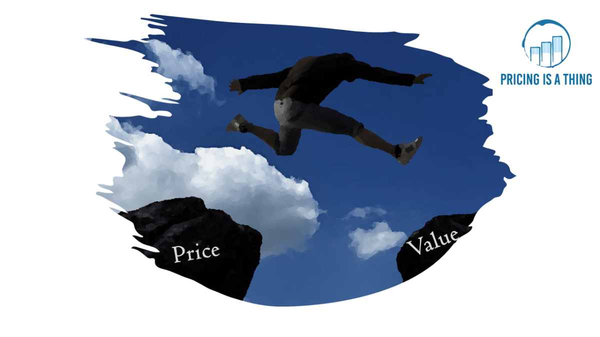 Price to Value by Pricing Is a Thing