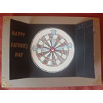 Dart board by Laura2kidz
