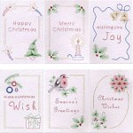 2. Value Pack 12 - Christmas Borders