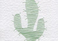 Cactus pattern at Stitching Cards