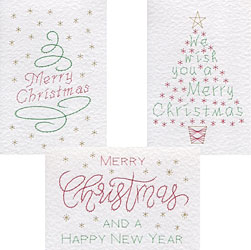 Christmas patterns added at Form-A-Lines