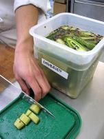 These are cucumber pickles - not cherries!